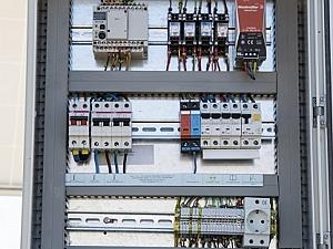 Componentes Quadro Elétrico