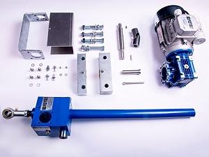 Kit actuador completo con motor