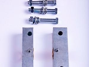 Kit soportes actuador
