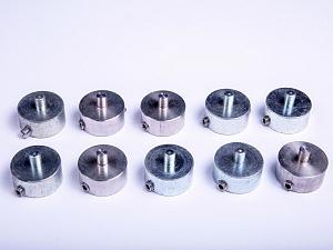 Pack adaptador corona 10 Uds.