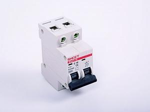 Pequeño interruptor automático 2P 10A