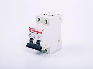 Pequeño Interruptor automático 2P 16A